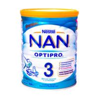 Бесплатный тест-драйв молочка NAN OPTIPRO 3