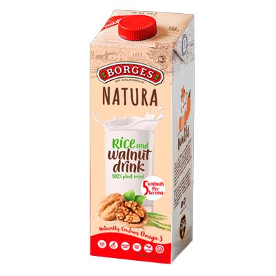 Тестирование напитков Borges Natura от Бэбиблог
