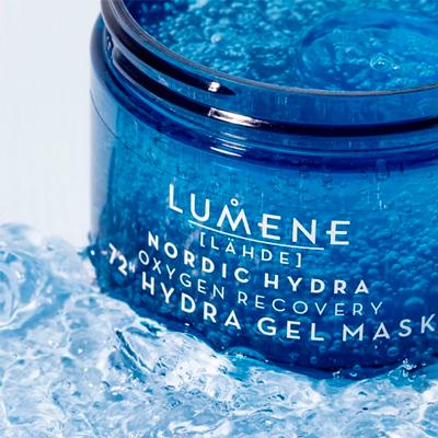 Бесплатная посылка с кислородной маской Lumene
