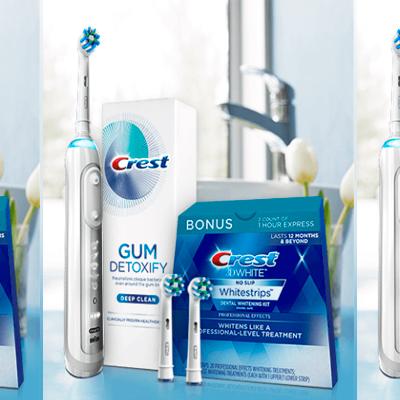Бесплатная зубная паста ProcterandGamble