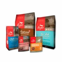 Акция от ORIJEN!!! Бесплатный набор образцов корма ORIJEN для собак