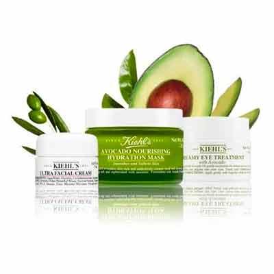 Бесплатный крем для кожи вокруг глаз с авокадо