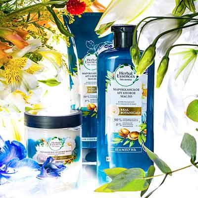 Денежные призы от Herbal Essences и Магазина Пятёрочка
