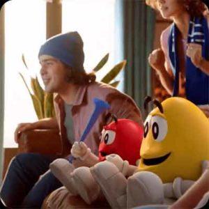 Акция от M&M's и Skittles