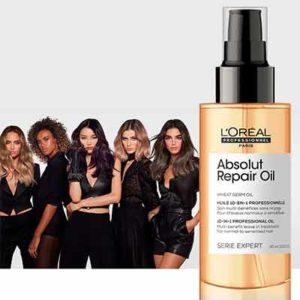 Бесплатное Тестирование Масла для Волос Absolut Repair 10in1 Oil