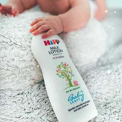 Бесплатный Образец Детского Увлажняющего Молочка от HiPP