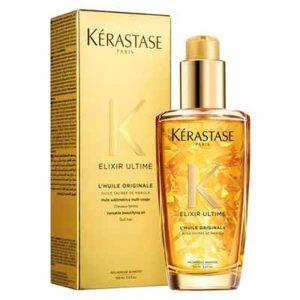 Бесплатный образец масла для волос от KÉRASTASE(Франция)