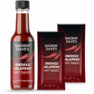 Бесплатный Образец Соуса Smoked Jalapeno