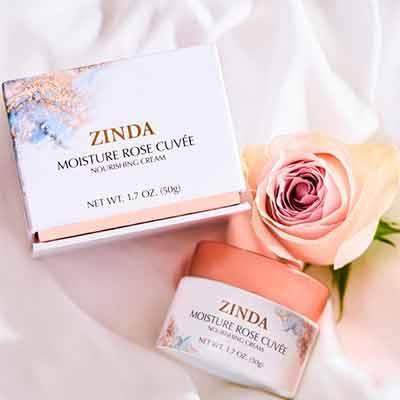 Бесплатный Образец Восстанавливающего Крема от Zinda Beauty