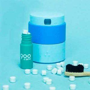 Бесплатный Образец Жевательной Зубной Пасты