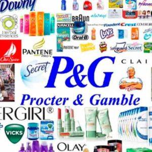 Акция Procter & Gamble «Гипервыгода в Ленте»