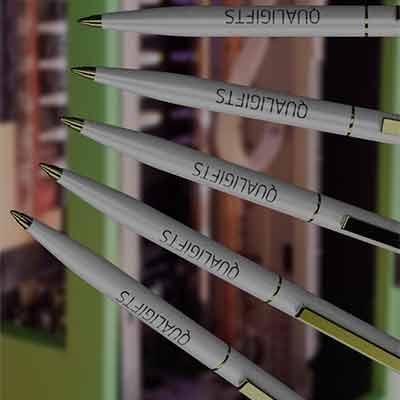 Бесплатная Ручка Qualgift