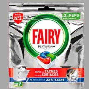 Бесплатные Капсулы для ПММ Fairy Platinum Plus