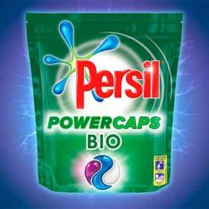Бесплатные Капсулы для Стирки Persil PowerСaps