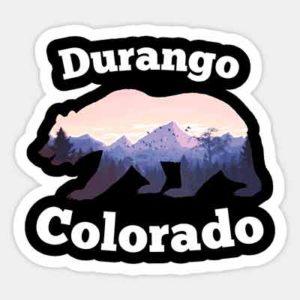 Бесплатные Наклейки Colorado Durango
