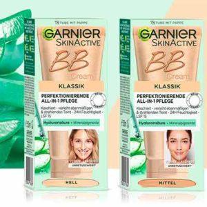 Бесплатный BB Cream от Garnier