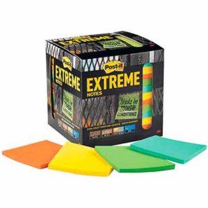 Бесплатный Блок для Заметок Post-it Extreme Notes