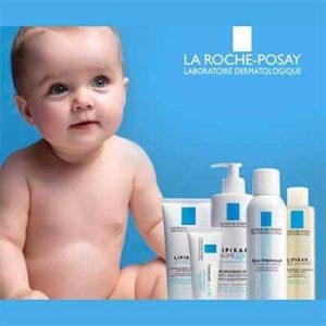 Бесплатный Детский Набор La Roche-Posay