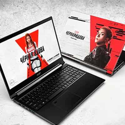 Бесплатный Ноутбук Aspire 7 от Acer