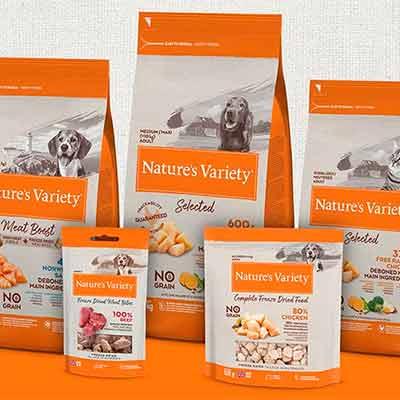 Бесплатный Образец Корма для Собак Nature's Variety
