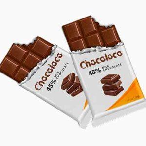 Бесплатный Образец Молочного Шоколада CHOCOLOCO