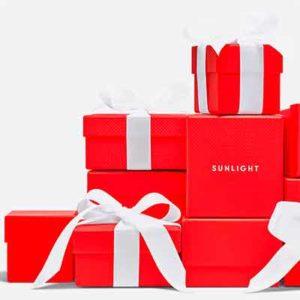 Бесплатный Подарок на День Рождения от SUNLIGHT