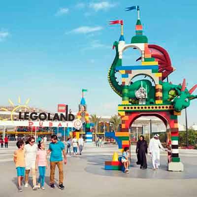 Бесплатная Поездка в LEGOLAND Dubai
