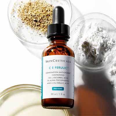 Бесплатная Сыворотка SkinCeuticals C E Ferulic