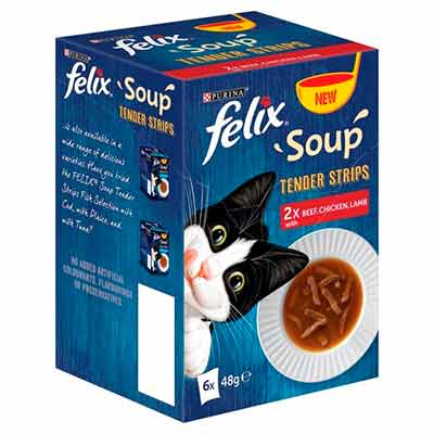 Бесплатный Корм для Кошек FELIX