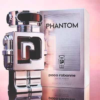 Бесплатный Мужской Аромат Phantom от Paco Rabanne