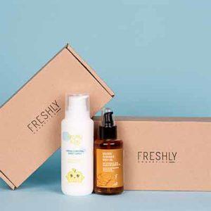 Бесплатный Набор Образцов Косметики Freshly Cosmetics