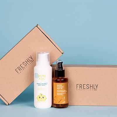 Бесплатный Набор Косметики Freshly Cosmetics