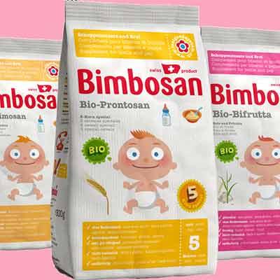 Бесплатное Детское Питание Bimbosan