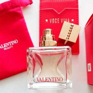 Бесплатные Духи Valentino