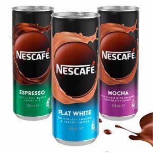 Бесплатные Образый Кофе NESCAFÉ
