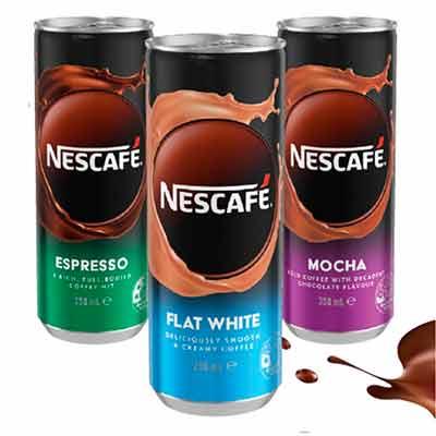 Бесплатные Образцы Кофе NESCAFÉ