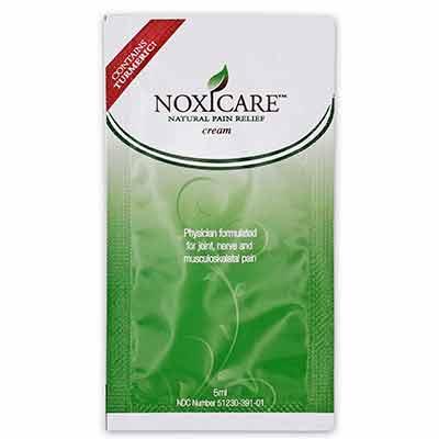 Бесплатный Крем от Боли Noxicare
