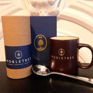 Бесплатный Образец Кофе Nobletree
