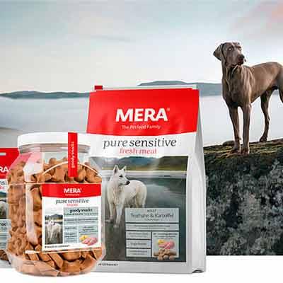 Бесплатный Корм для Собак MERA