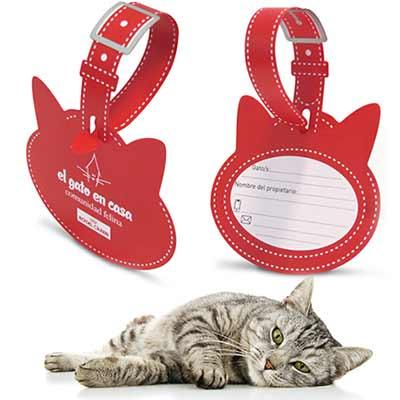 Бирка для кошек